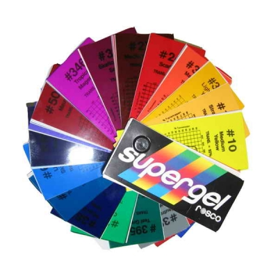 SUPERGEL FILTER FOGLIO #58 DEEP LAVANDER